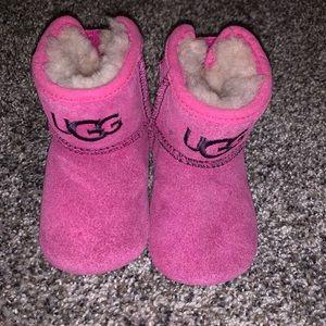 Toddler girl pink ugg boots